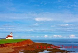 加拿大海洋三省全景模式六日游