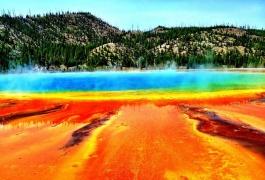 黄石 - 羚羊彩穴 - 布莱斯峡谷 - 6天