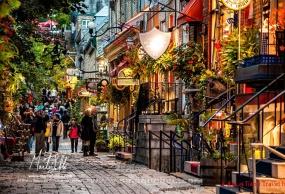 加拿大东海岸古城小镇11日风情之旅