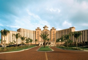 7晚 奥兰多Orlando 4星半酒店 Rosen Shingle Creek