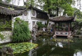 江南水乡美景美食七天游 加拿大到上海往返机票
