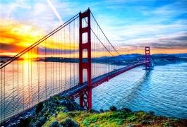 洛杉矶-拉斯维加斯-旧金山11天深度游(SB-4)