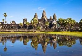 柬埔风情微笑吴哥五天游-暹粒机场接送机(WG5)