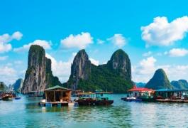 越南柬埔寨世界自然遗产九天游 -河内接机/暹粒送机(VNWG)