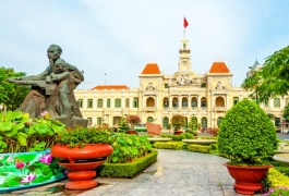 遇见越南河内下龙湾西贡七天游-河内接机/西贡送机(VN7)