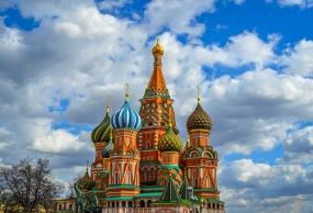 找寻旧时光•俄罗斯金银环10日悠闲旅